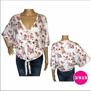 3 for $15 Free Kisses Top Size Medium